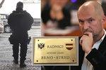 Mafiánská stoka, zjistila policie o korupci na radnici v Brně: Obvinila Švachulu a 10 dalších lidí