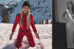 Miss Universe zemřela v Alpách při lyžování: Krásná Lotte (†19) dostala infarkt!