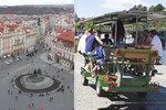 Zvoní pivním kolům v Praze umíráček? Stížnost na jejich zákaz ministerstvo dopravy zamítlo