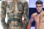 Justin Bieber se chlubí tělem! Pohled nejen na jeho penis stojí za to