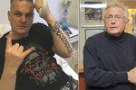 S rakovinou bojující expartner Dary Rolins Vlasák: Pomáhá mu léčitel od Menzela
