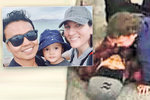 Otřesný útok teroristy na Novém Zélandu: Mladý otec synka (2) uchránil vlastním tělem, sám dostal několik zásahů