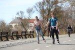 Češi si užili teplou neděli, v Budějovicích bylo 21,3 °C. Pondělí nás zchladí