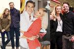 Svatební boom? Tyto tři celebrity do toho letos chtějí praštit!