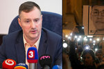 Další šok v případu Kuciaka (†27). Prokurátor přijde o funkci, byl v kontaktu s Kočnerem