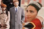 Ošklivá pravda o Meghan: Přetvářka, hádky a válka s Kate! Královská rodina zuří