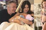 Manželka herce Baldwina na sociální síti vysílala vlastní potrat. Necítím stud ani hanbu, řekla