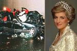 Tajemství smrti princezny Diany odhaleno! Malé a vzácné zranění podle lékaře mohla přežít