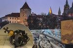 Rekonstrukce Notre-Dame: Tohle umí v restaurátorských dílnách Hradu! Zeman je nabídl Francii