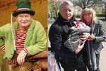 Štěstí čtyřikrát ženatého Josefa Dvořáka (76): Raduje se z miminka!