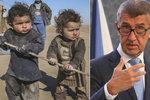 Babiš řekl detaily k centru pro 50 syrských sirotků. Vyjde na 65 milionů