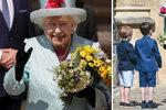 Tajemství královských miminek: Porod v kočáře i na stole! A průkopnice Alžběta