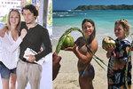 Bára Poláková opustila Lišku a dcery! Užívá si na Bali se sportovní hvězdou