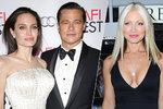 Divoké finále rozvodové bitvy Jolie a Pitta: Slova o děvce z úst slavné modelky!