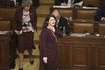 Zvyšujete důchody jen kvůli volbám, vyslechla si Maláčová. Stát přidá na penze 7 miliard