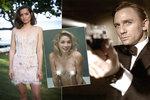 Bond bude mít na co koukat! Jeho nejnovější sexy kočička ráda ukazuje tělo