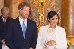 Vévodkyně Meghan porodila! Je to kluk, culí se šťastný princ Harry