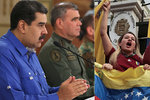 """""""Svrhněte vládu,"""" vyzval Guaidó. Maduro byl připraven uletět, Rusové zasáhli, Trump hrozí"""