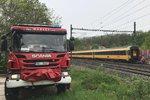 Železniční spoje nabíraly zpoždění: Vlak v Kyjích usmrtil muže