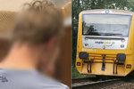 V 15 uškrtil mámu ročního dítěte: Po návratu z vězení skočil pod vlak