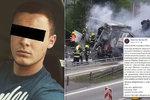 Nadějný fotbalista Filip (†23) zemřel při tragické nehodě: Pro rodinu vyhlásili sbírku