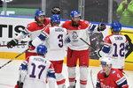 Bravo, hoši! Češi rozdrtili Nory na Mistrovství světa v hokeji