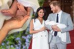 Meghan se po porodu poprvé projevila: Den matek: oslavila fotkou Archieho nožiček!