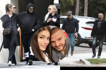 FOTO! Manévry před svatbou Rytmuse s Jasminou: Ochranka proklepla zámek