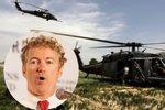 Prodej vrtulníků do Česka chce překazit americký senátor. Paul to nedělá poprvé