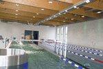 V Radotíně dokončili nový krytý bazén. Do půli června bude otevřený na zkoušku
