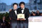 Filmový festival v Cannes skončil: Hlavní cenu získal jihokorejský Parazit