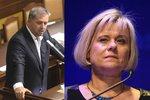 Eurovolby otřásly Sněmovnou, končí tři poslanci. A ODS se vrací Bendl