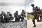 """""""Moře bylo zbarvené krví, ale člověk musel jít dál."""" Ze vzpomínek veteránů mrazí"""