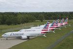 Boeingy 737 MAX do listopadu nevzlétnou, rozhodly další americké aerolinky