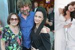 Manžel Morávkové Petr Malásek: Utajená oslava »55« s Kubišovou a Bílou