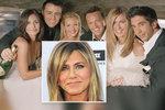 Seriál Přátelé se vrátí, prozradila Anistonová alias Rachel! Ale diváky namíchla