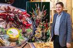 Perla Smíchova zve na křehkou hostinu: Muzeum skla servíruje třpytivé umění