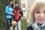Jaroslava nepustili do motorestu Dubník kvůli vodicímu psovi: Lidé se vzbouřili