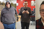 Otec čtyř dětí vážil 200 kilo! Dal se na veganství a zhubl téměř o polovinu
