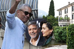 Milionová dovolená Obamových nekončí. Francie jim byla malá, v Itálii je čeká Clooney
