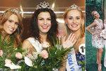 Pohádková svatba první České Miss Smejkalové: S rivalkami se potkala po 14 letech
