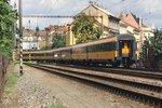 """""""Velká"""" železniční loupež: Kvůli kradeným kabelům nejezdily vlaky půl dne mezi Smíchovem a centrem"""