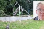 Pět chlapců (12 až 14) v parku brutálně zbilo a znásilnilo dívku (18): Ve vazbě zůstal jen jeden