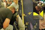 Let do Chorvatska se změnil v peklo. Opilí a hluční turisté pozvraceli letadlo