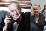 Rozčarovaná Pizingerová na pohřbu onkologa Kouteckého (†88): Tenhle muž že nepřišel?!
