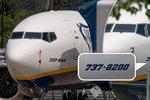 """Pomůže přejmenování? Boeing vynechal slovo """"MAX"""" v označení problémových letounů 737"""