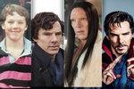 Oslavenec Benedict Cumberbatch: Drak Šmak, Sherlock i Doctor Strange slaví třiačtyřicetiny!