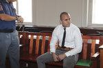 Rapper Leo Beránek u soudu kvůli bití lidí: Noha mi sama vykopla, tvrdil