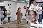 Dokonalá matka Angelina Jolieová: Utrácení s dcerami si užívala