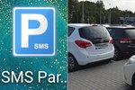 Řidiči, na jihu Moravy dejte bacha: Podvodná parkovací aplikace z vás vymámí peníze